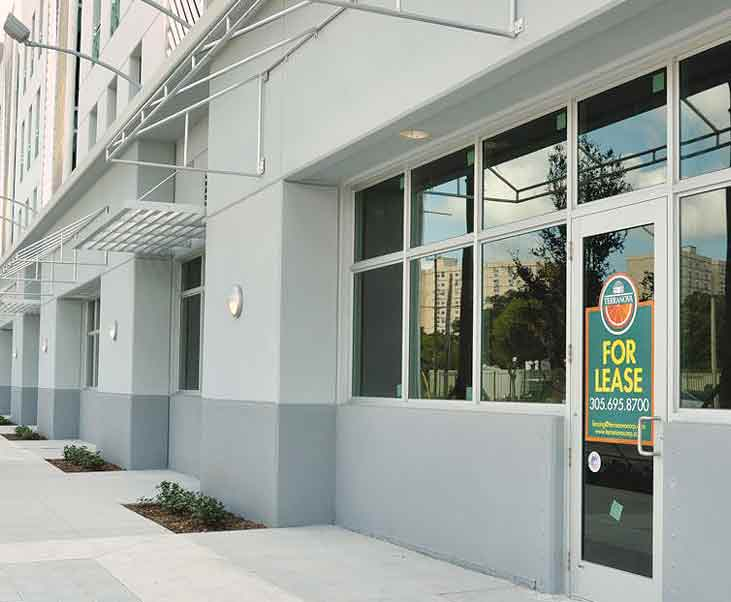 Marlins Park garage leasing back to first base