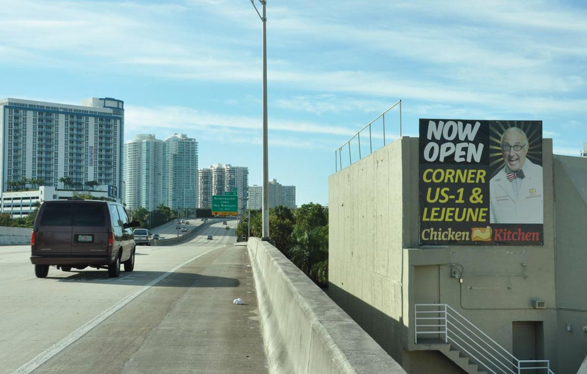 Miami targets lone wall mural to go