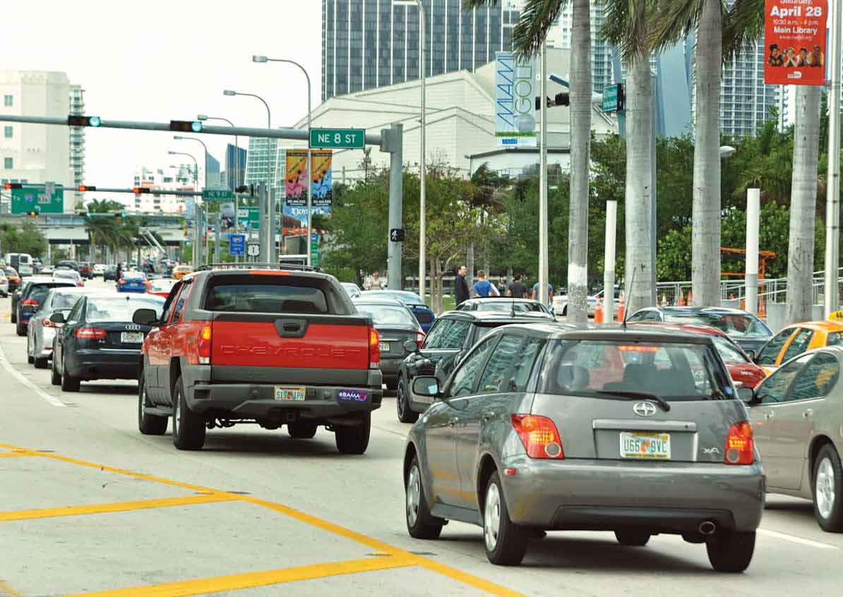 Plan rolling for Miami's grand promenade
