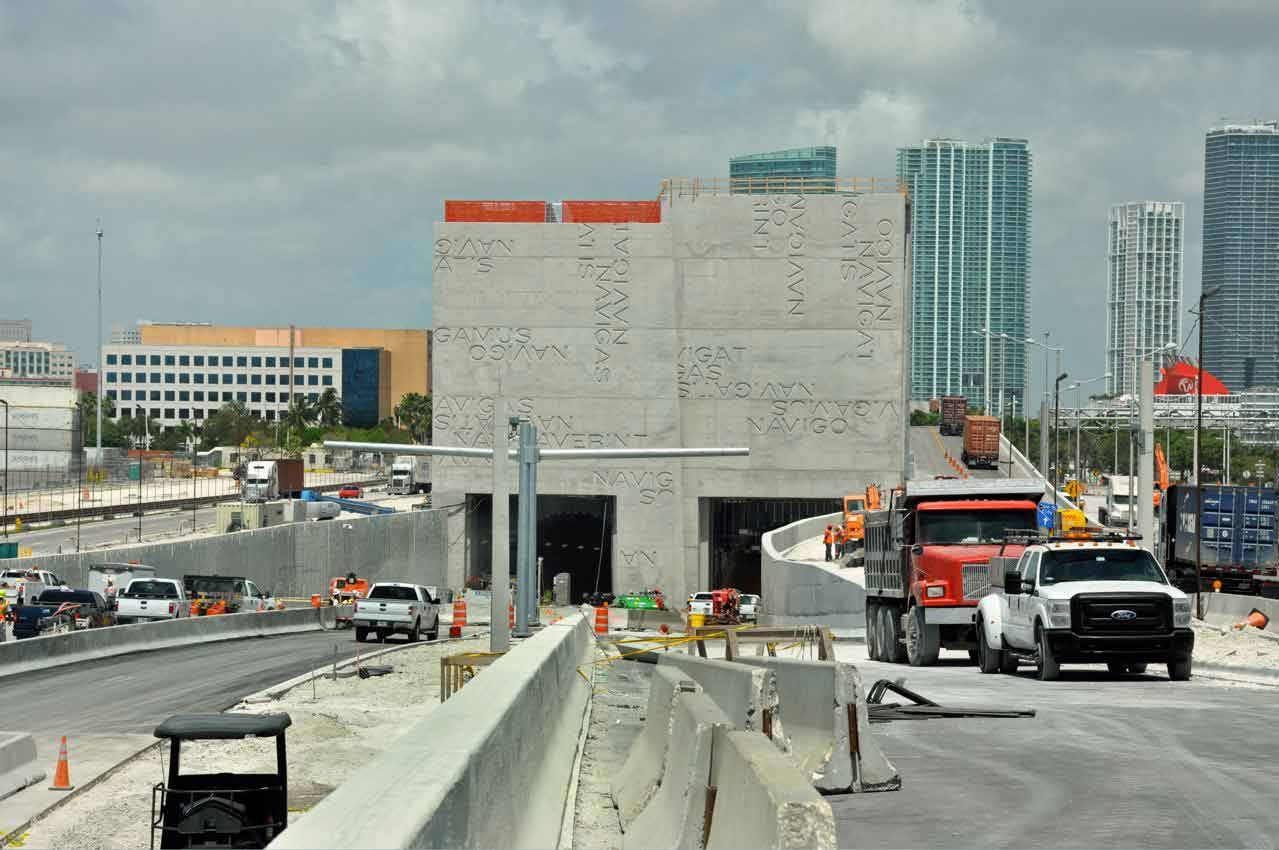 Late port tunnel opening triggers big penalty