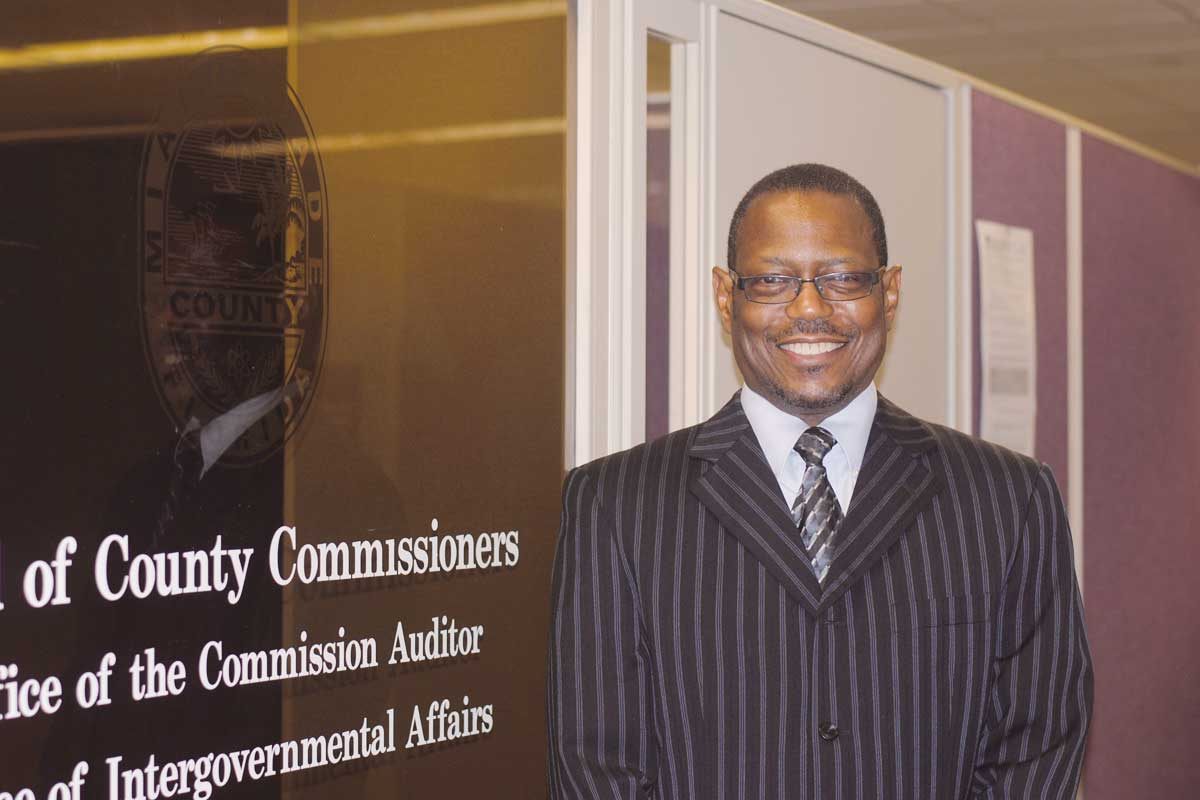 Profile: Charles Anderson