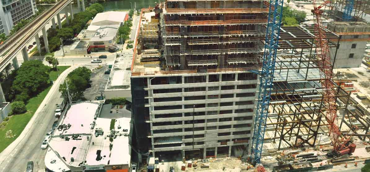 Brickell City Centre tower nearly half sold