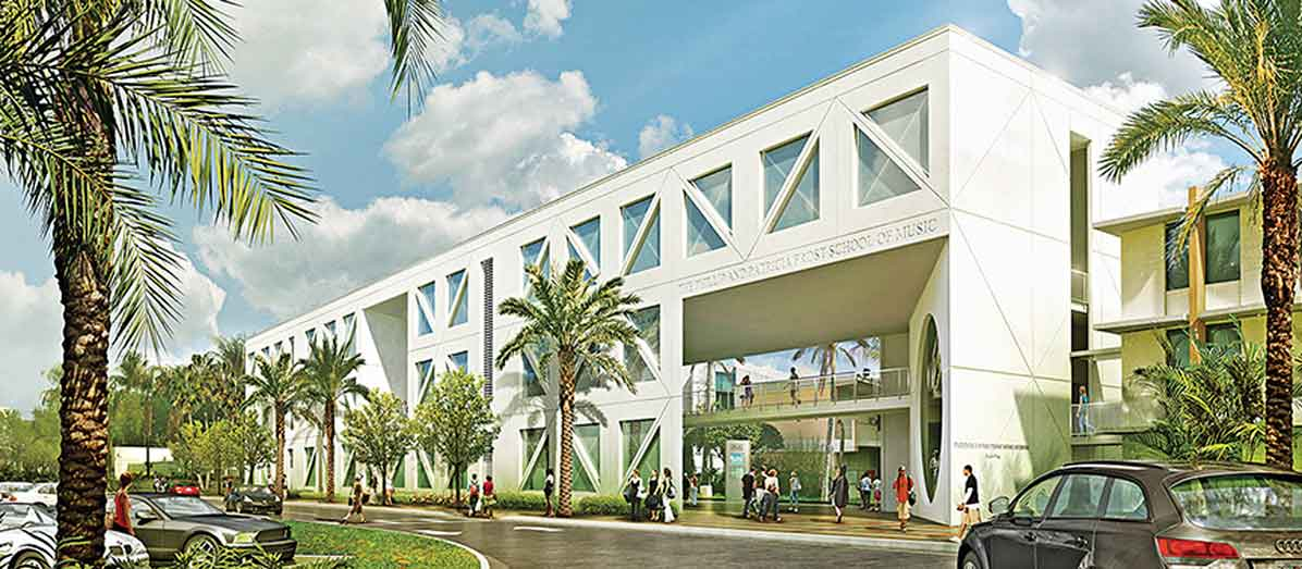 University Of Miami S Eco Friendly Campus Remake Miami Today