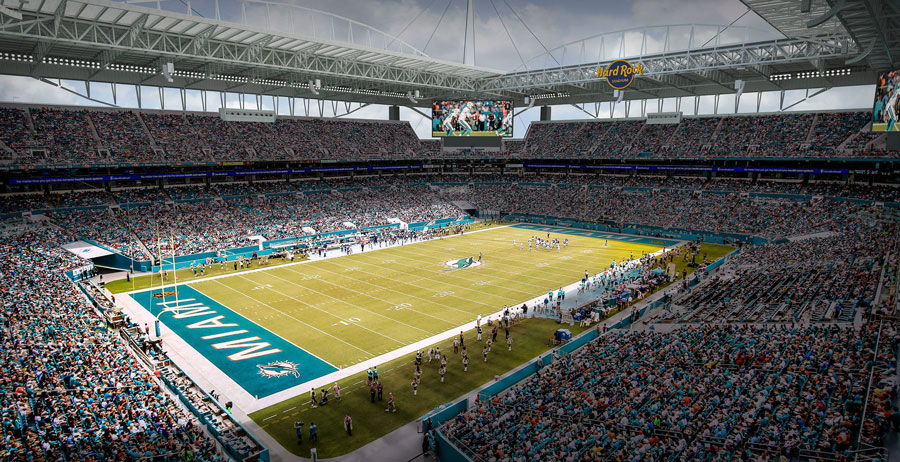 Hard Rock Stadium Bonds Win Stable Outlook Miami Today